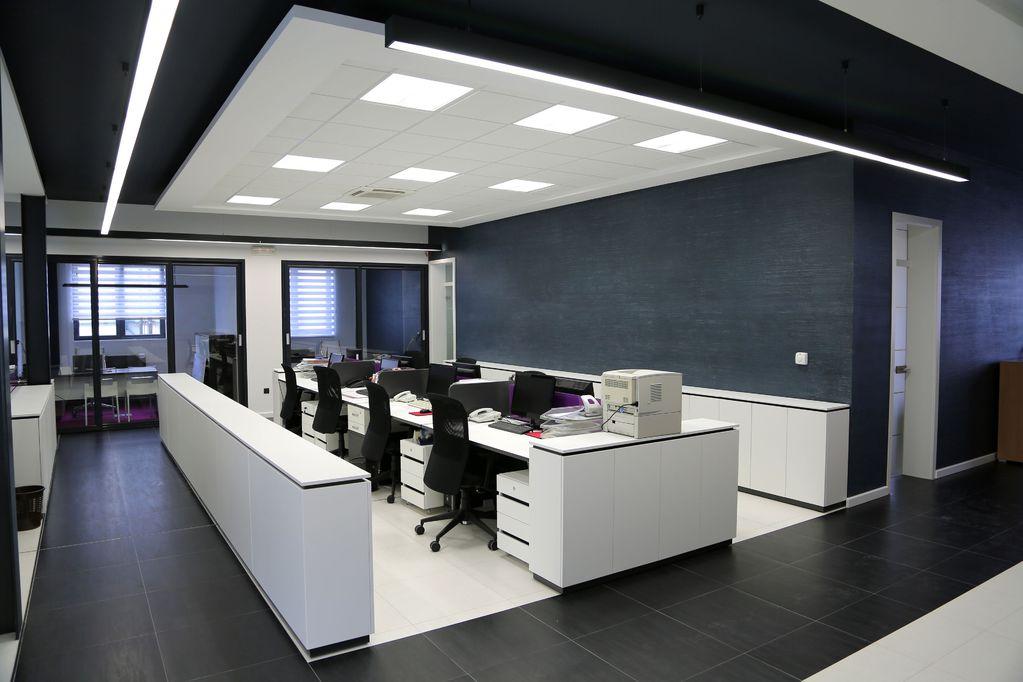 Dalle Led: élément de décoration et d'éclairage efficace