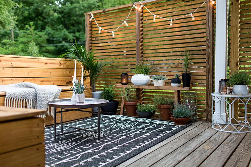 Précieux conseils pour aménager une terrasse