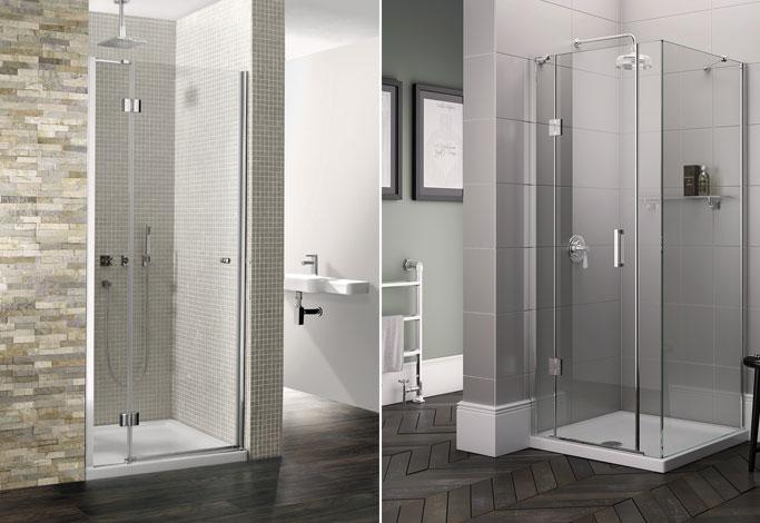 La douche totalement en verre, lorsque intimité et sécurité vont de pair