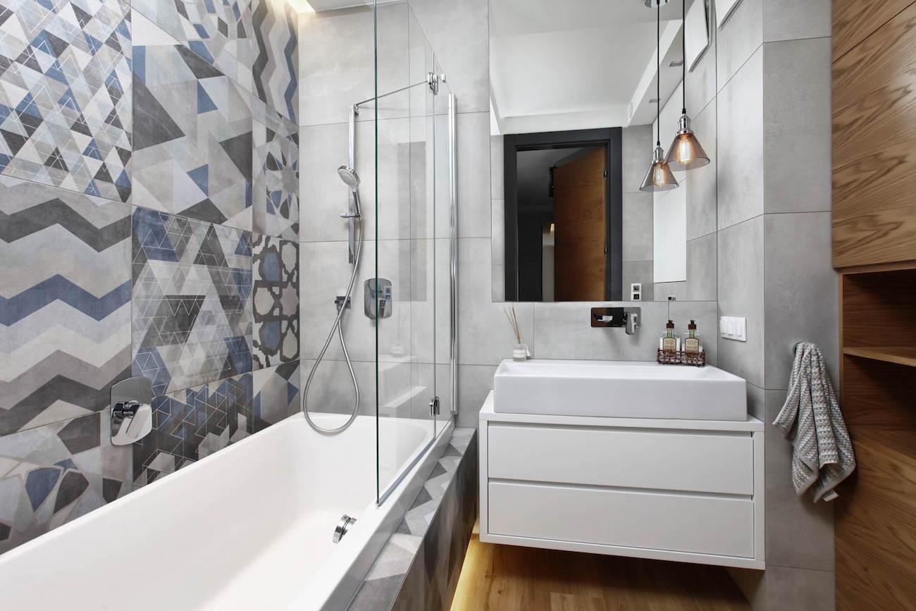 Décoration :  le choix des carreaux pour la salle de bains