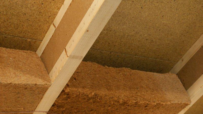 Isolation écologique avec la fibre de bois