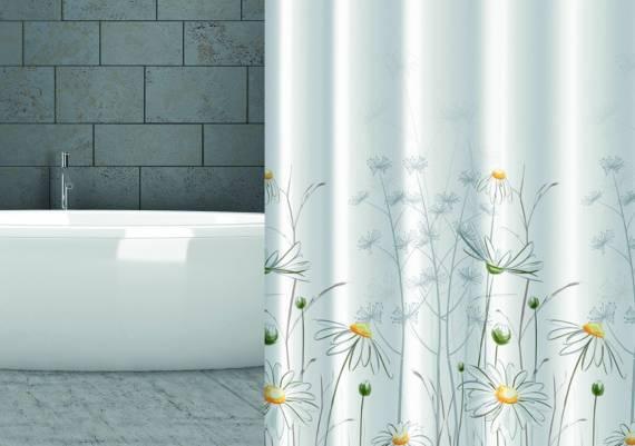 Choisissez les rideaux de douche pour votre salle de bains