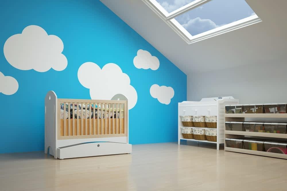 Comment choisir la décoration d'une chambre d'enfant ?