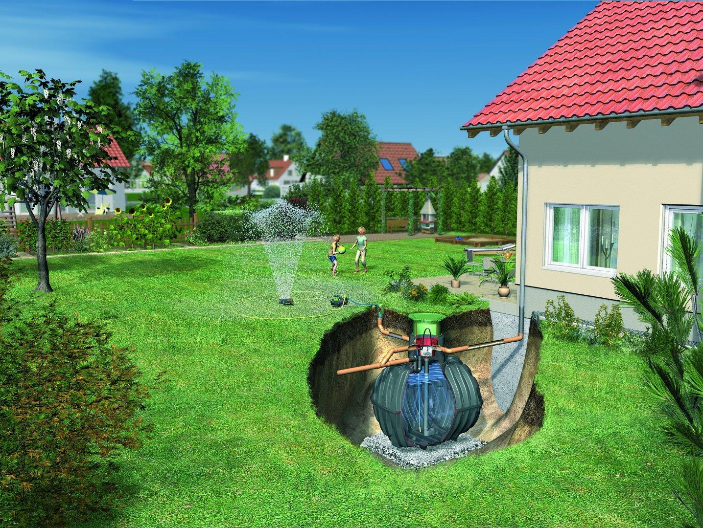 Comment récupérer l'eau de pluie